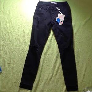 YMI - Wanna Betta Butt black denim jeans